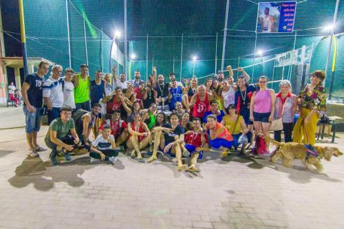 No-Stop Beach Volley